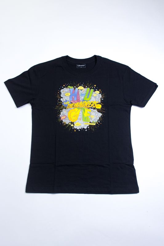 "CAMISETA THE HUNDREDS ""COMIC"" PRETA"