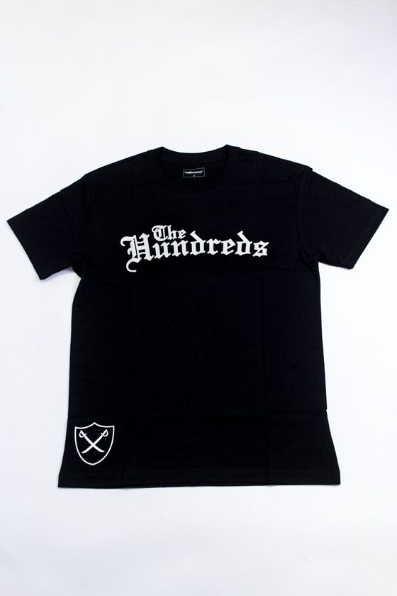 "CAMISETA THE HUNDREDS ""ESPECIAL EARVIN"" PRETA"