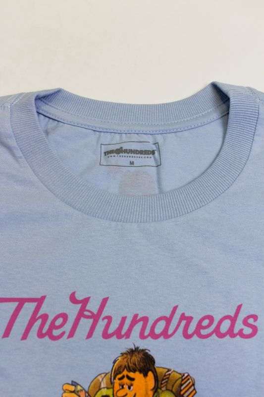 "CAMISETA THE HUNDREDS ""LOVER BEAR"" AZUL"