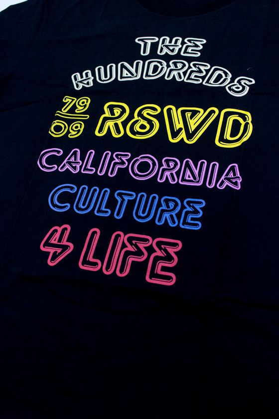 CAMISETA THE HUNDREDS