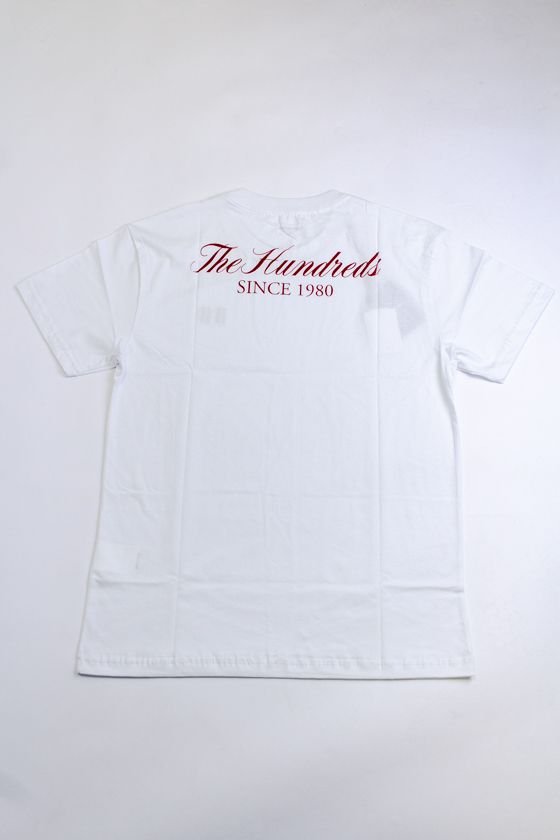 "CAMISETA THE HUNDREDS ""RICK FLAG"" BRANCA"