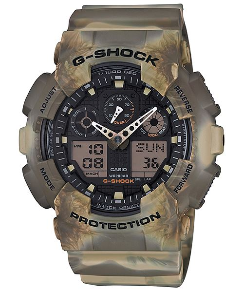 Casio G-Shock GA-100MM-5ADR