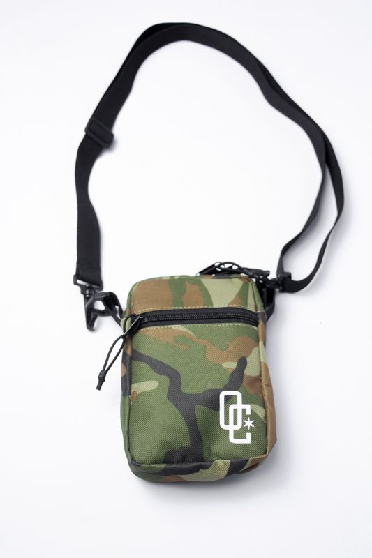 SHOULDER BAG OVERCOME CO CAMUFLADA