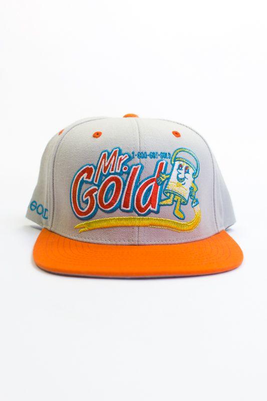 SNAPBACK GOLD