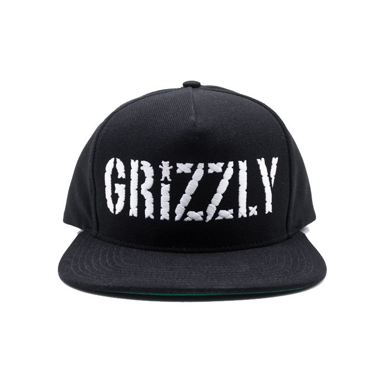 SNAPBACK GRIZZLY
