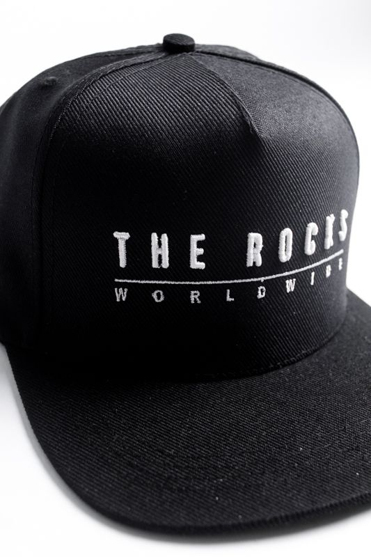 "SNAPBACK THE ROCKS ""WORLDWIDE"""
