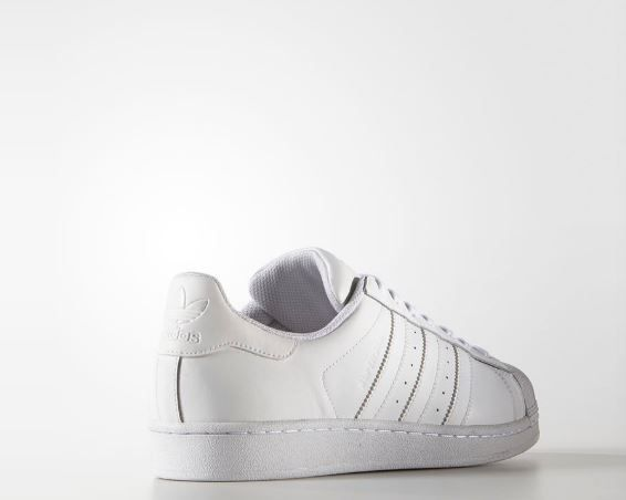 TÊNIS ADIDAS SUPERSTAR FUNDATION BRANCO