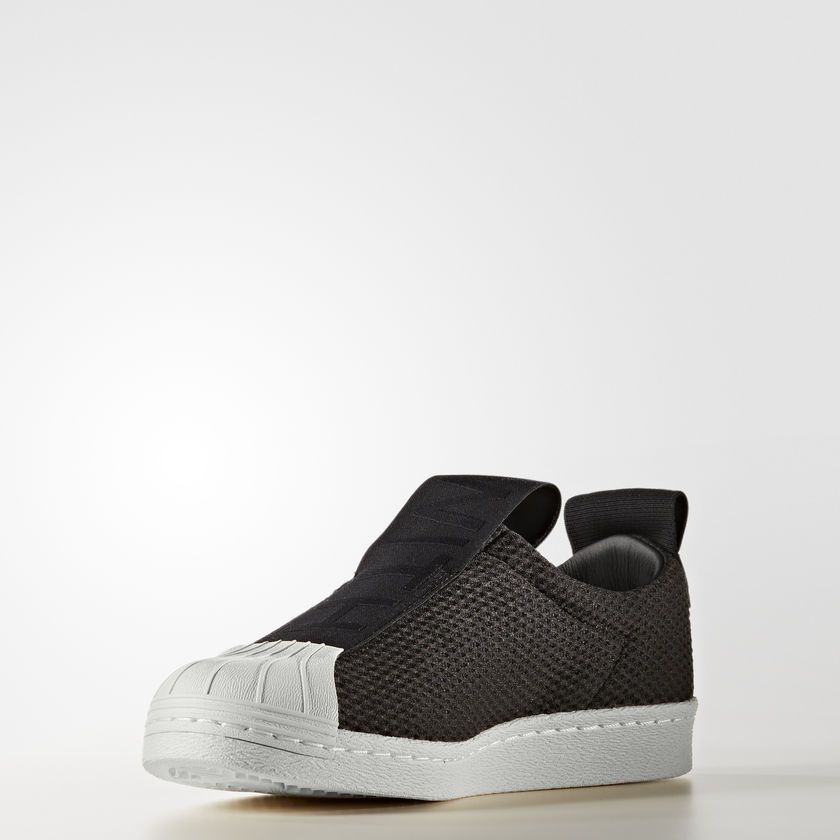 c8fd2ee7528 ... shop tÊnis adidas superstar slip on preto overcome clothing fa50d 41dbb
