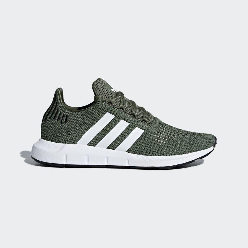 Tênis Adidas Swift Run W Verde