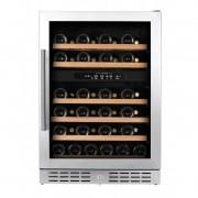 Adega 46 Garrafas Dual Zone Vinhos tintos/Brancos - CookerHood