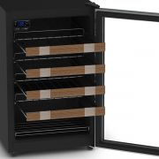 Adega PiuBella 24 Garrafas Refrigerada por Compressor - Venax