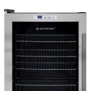 Frigobar Inox 88 Litros - Elettromec