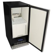 Maquina de Gelo embutida ( ice maker )inox Arkton 38cm - 220v- Cuisinart