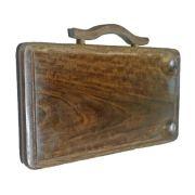 Tábua em madeira de Ipê tratada para cortes