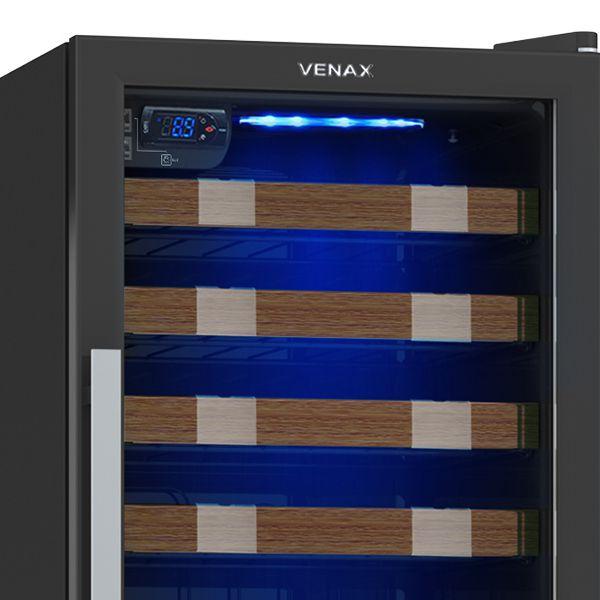 Adega Venax PiuBella 59 Garrafas Refrigerada por Compressor