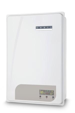 Aquecedor De Àgua 27 L/MIN com controle remoto ( GLP ou GN ) - Orbis