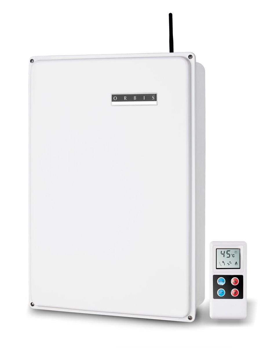 Aquecedor de Água  33,5 L/Min C/ Controle Remoto Sem Fio (GLP ou GN ) - Orbis