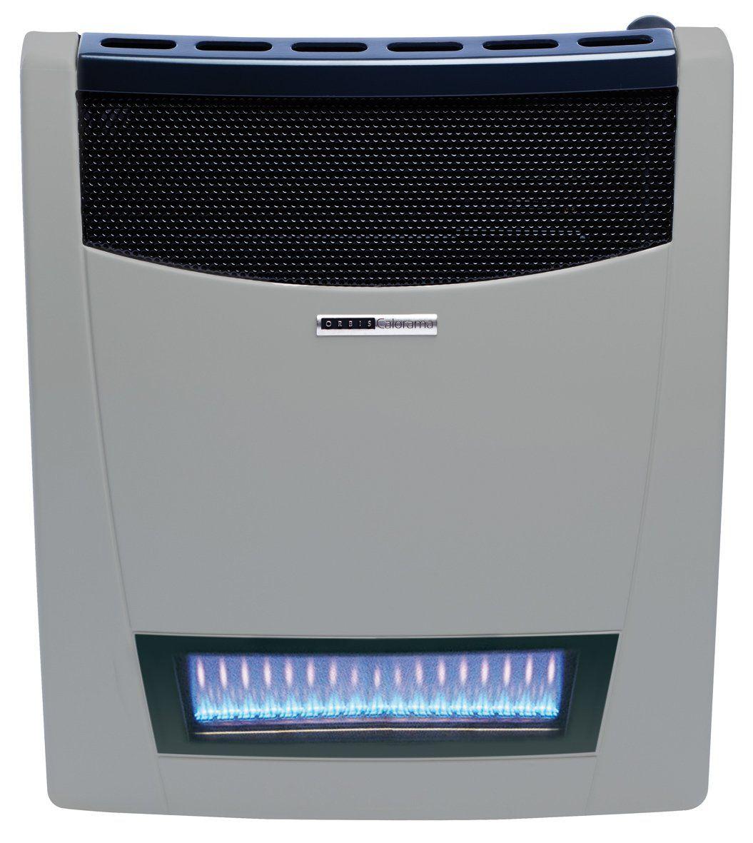 Aquecedor de ambiente a gás 5,0 kw calorama - Orbis