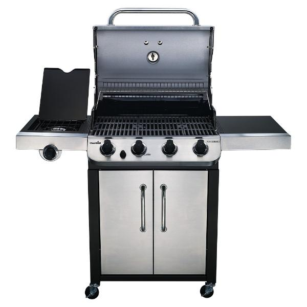 Churrasqueira a gas Performance CV 4 Burner 475, 36000 BTU - Char Broil