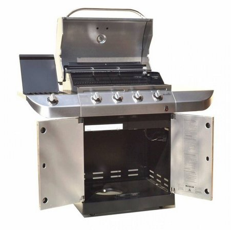Churrasqueira Performance CV 4 Burner 50000 BTU - Char Broil
