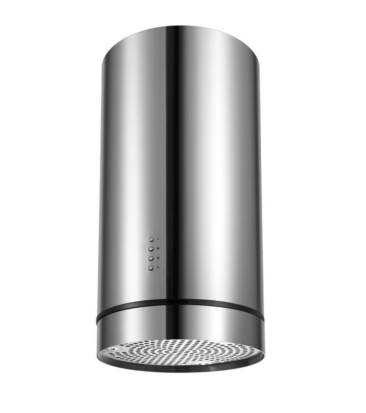 Coifa ilha Elettromec Nautilus Inox  Soft Touch 35cm - 220v