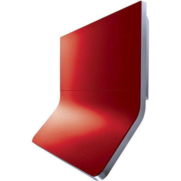 Coifa Parede Progettare Inox e Vidro Temperado 90cm - 220v - Elettromec