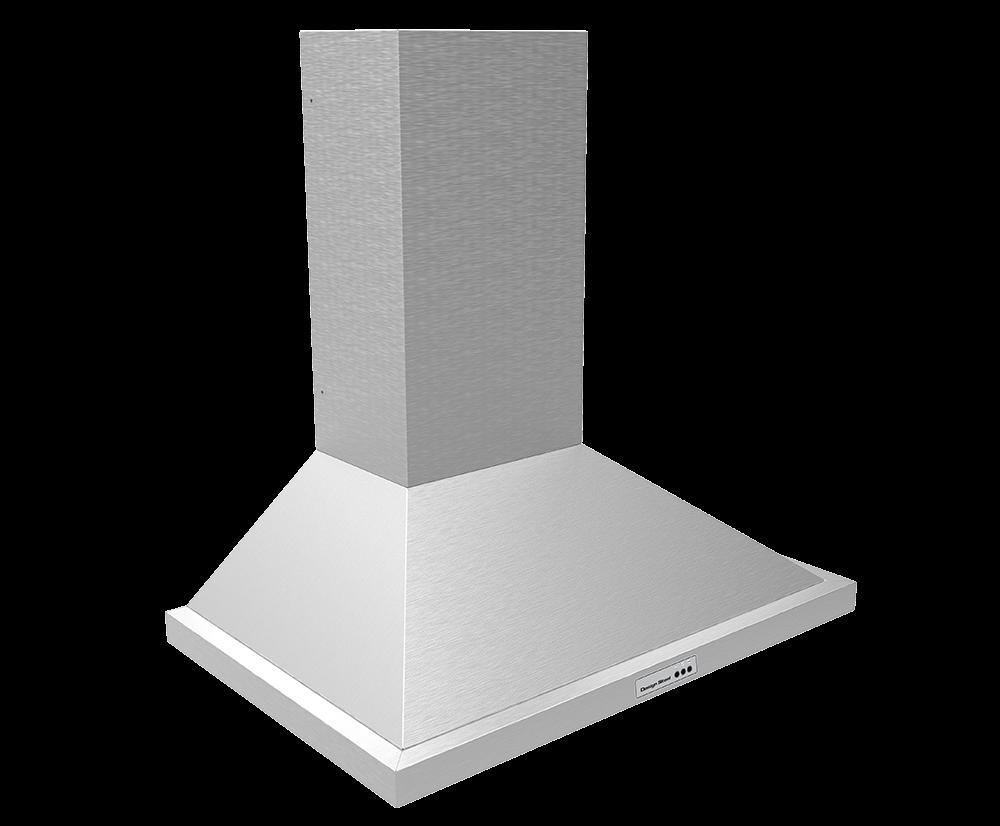 Coifa Piramidal de Parede inox - Design Steel