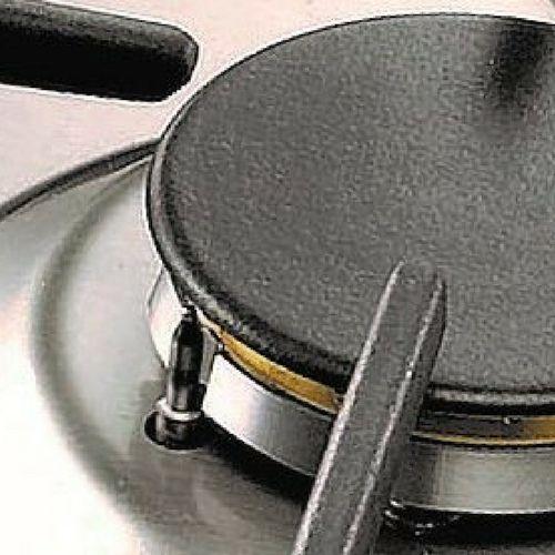 CookTop La Germania  Linha FUTURA DUO PRO 5 Queimadores á Gás 86cm - Bertazzoni