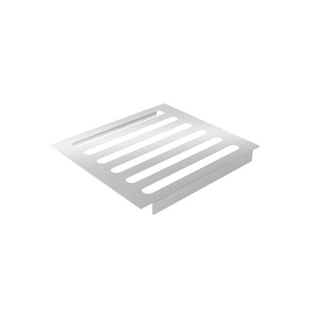 Escorredor raso Inox para Calha Úmida 150mm - De Bacco