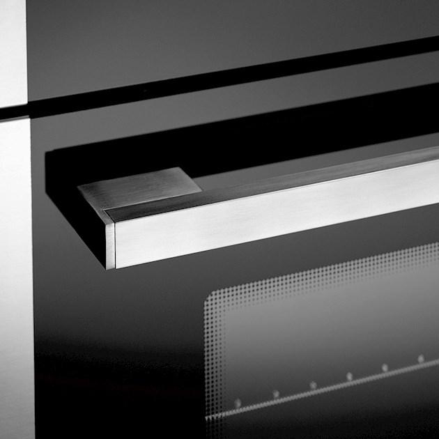 Fogão de Piso BERTAZZONI LA GERMANIA Série Futura 5 Queimadores Forno Elétrico Multifunções 70cm