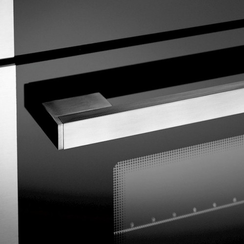 Fogão de Piso BERTAZZONI LA GERMANIA Série Futura 5 Queimadores Forno a Gás Multifunções 90cm