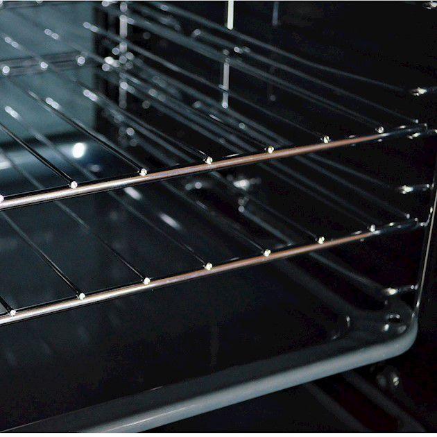 Fogão matrix Profissional 4 queimadores forno elétrico multifunções 60cm  - Glem