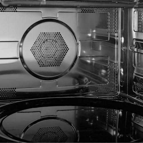 Microondas Combinado Veloce LA GERMANIA série Futura 15 Funções Digital 46L Litros 60cm - 220v - Bertazzoni