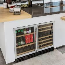 Frigobar 178 Latas Built in  Prime Cooking - Cuisinart