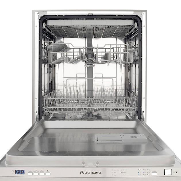 Lava Louças de Embutir 14 Serviços para Revestir - Elettromec