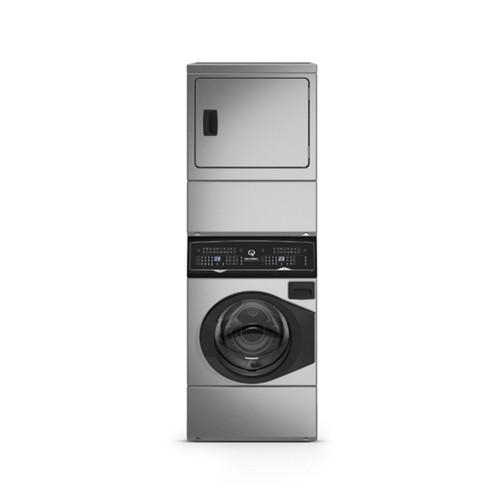 Lavadora e Secadora Elétrica de Roupas 10,5 Kg Inox - 220v - Speed Queen