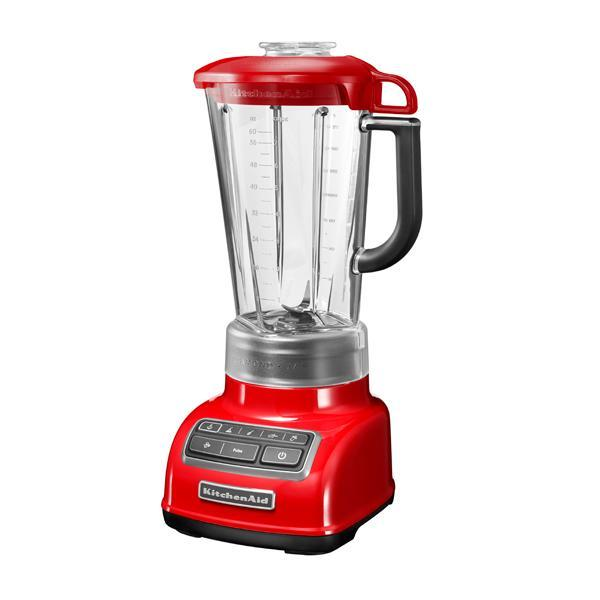 Liquidificador KitchenAid 550 Watts de 4 Funções - Vermelho
