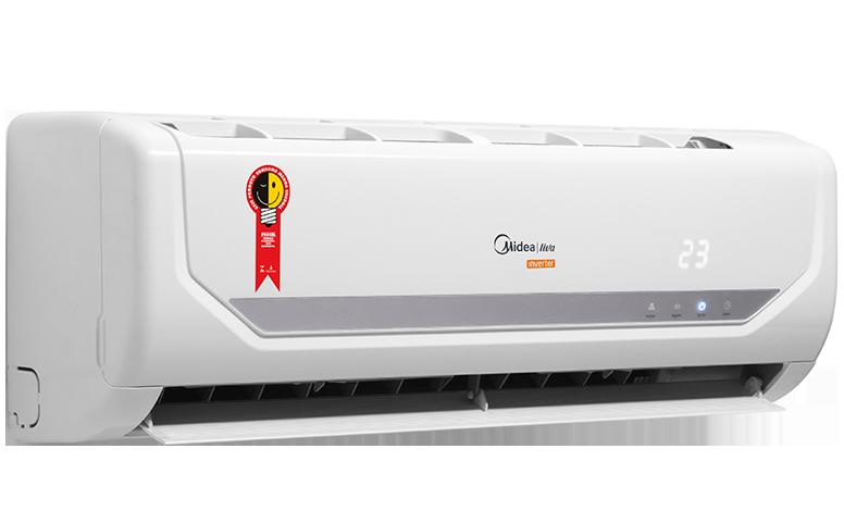 Ar-Condicionado Split Springer Inverter - 9.000 BTUs Quente/Frio - Midea