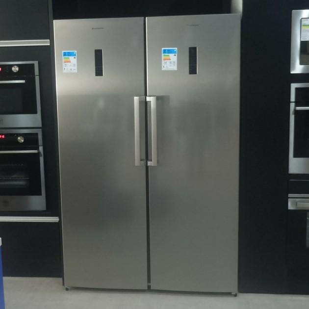 Refrigerador Duo 360 Litros + Freezer Duo 262 Litros - Elettromec