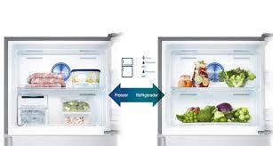 Refrigerador Duplex inox Twin 440 litros volt. 220v - Samsung