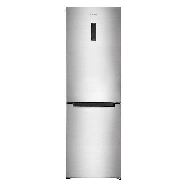 Refrigerador Elettromec Bottom Freezer 317 Litros Inox - 220v