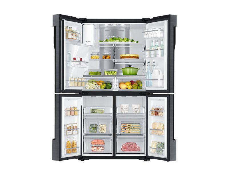 Refrigerador SAMSUNG French Door Convert Black Edition, 564 L (110 V)