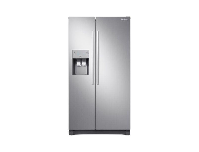 Refrigerador SAMSUNG Side by Side RS50N Inox Look, 501 L (110 V)