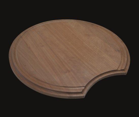 Tabua de madeira 37cm - Johnson Acero