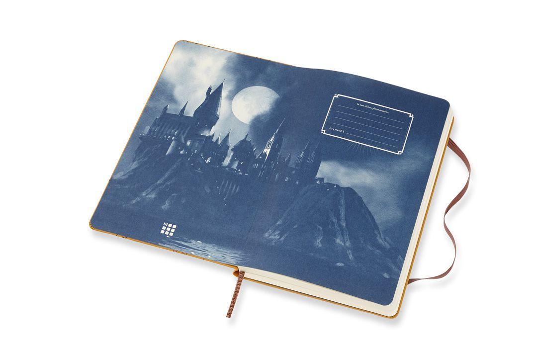 Agenda Moleskine 2019, Edição Limitada Harry Potter, Diária, 12 meses, Tamanho Grande (13 cm x 21 cm), Bege, Capa Dura, I solemnly swear that i am up to no good