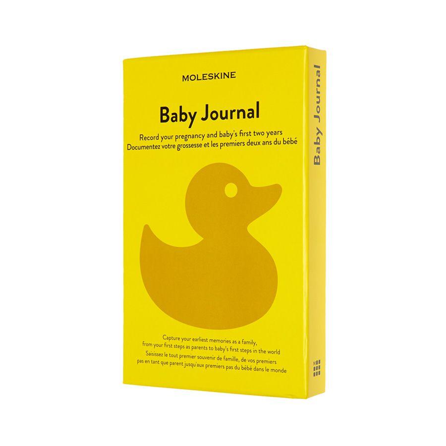 Diário de Paixões Moleskine, Bebê, Grande (13 x 21 cm)