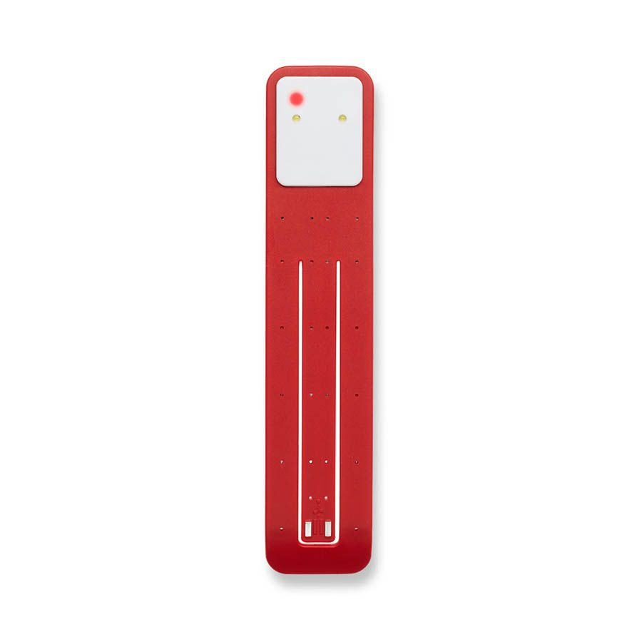 Lâmpada para Leitura Moleskine, Vermelha, USB
