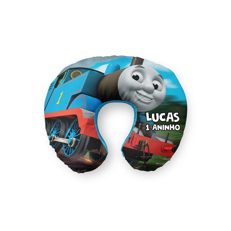 Almofada de Pescoço O Trem Thomas e Seus Amigos  - PLACT ZUM