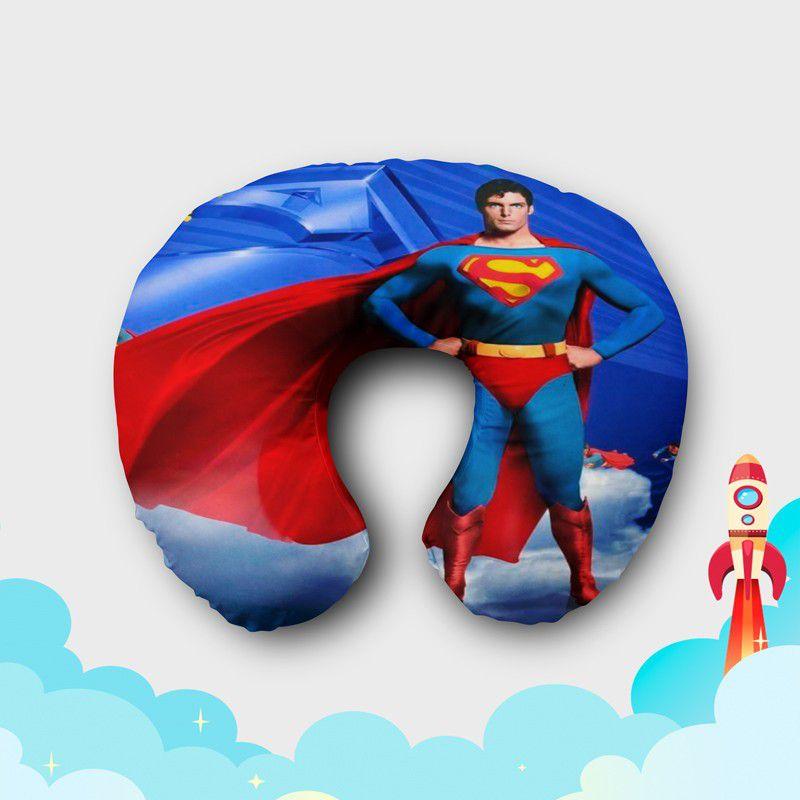Almofada de Pescoço Superman  - PLACT ZUM