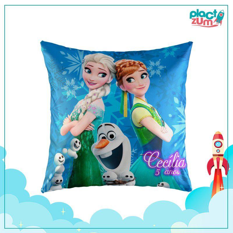 Almofada Frozen  - PLACT ZUM